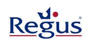 Regus plc logo